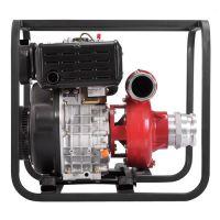 汉萨4寸小型柴油机水泵供应商