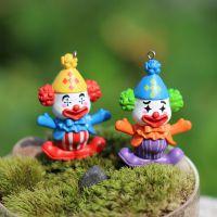 A015植宠 微景观马戏团小丑摆件批发 苔藓多肉植物生态瓶DIY配件