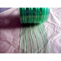 宁波防静电淡绿色软门帘网格帘、透明帘、橡胶皮、P软玻璃