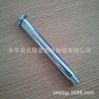 现货供应 镀蓝白国标m6 m24膨胀螺栓 元隆规格齐全