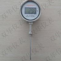双华生产供应WSS-300数显双金属温度计