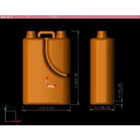 美达包装 专业定制 4L 1L组合桶|液肥桶