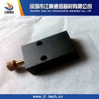 江帆通信 机械式可调VOA光衰减器外壳 可调适配器金属外壳