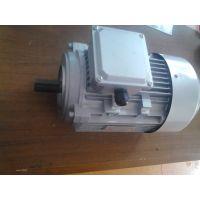 东北地区粮食机械翻粮机用铝壳三相异步电动机YX3-132M-4-7.5KW/B14