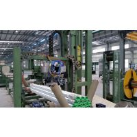 全自动钢管打捆机 焊管打捆机 钢管包装生产线 钢材打捆机