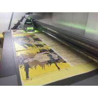深圳沙井专业彩印加工 UV喷绘加工 亚克力大幅面印画
