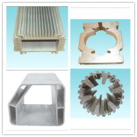 6-7米 含铝99.6%异型电机壳铝型材