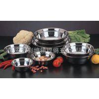 厂家直销加厚加深 20-28特厚加深无磁不锈钢调料缸特厚汤盆 味斗