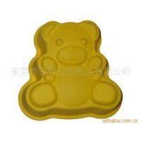 美国食品标准 熊仔硅胶蛋糕模