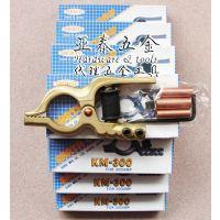 正品 日本SEIKO精工牌 KM-300 焊接夹 地线夹 批发进口地线钳