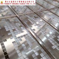 室内方格定制 装饰空间隔断栅格加工市场工厂价