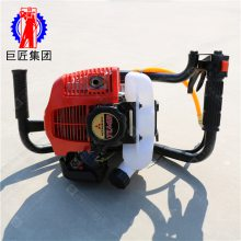 中国巨匠BXZ型背包钻机 袖珍型岩心钻机 20米地表取样机厂家一手货源