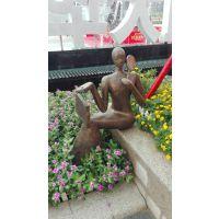 广西南宁玻璃钢雕塑、园林景观装饰雕塑、仿真动物雕塑厂家定制 向上玻璃钢加工