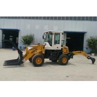 供应工程机械 农业机械多功能挖掘机 小型装载机 两头忙 前装后挖