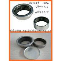 NKI60/25带内圈滚针轴承NKI60/25实体套圈滚针轴承