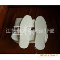 供应羊毛毡鞋垫 厂家直销 36-45码 纯羊毛 毡鞋垫