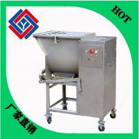 南京上海苏州大型绞肉搅拌一体机jy532 肉联厂专用绞肉机
