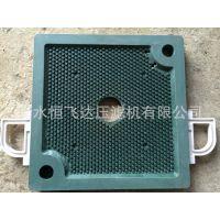 450型压滤机滤板|中间进料|增强聚丙烯|恒飞达压滤机|厂家直销