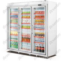SG16L3FA 饮料展示柜 立式冷柜 饮料柜厂家 伊利牛奶保鲜柜