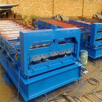 加宽900型全自动压瓦机彩钢瓦成型设备