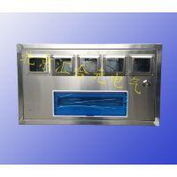 不锈钢非标订制箱 不锈钢PZ40电表箱 不锈钢计量分户箱 配电箱