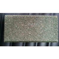 陶瓷颗粒透水砖、浅灰深灰透水砖、pc砖、仿石材pc砖