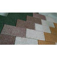 河南美力生态环保陶瓷颗粒透水砖红色230*115*60