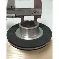 ABB电机摩擦片制动器转子加轴套BFK458-14E,进口摩擦片现货供应