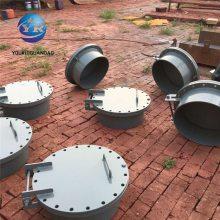 锅炉用下水道检查用人孔DN700PN1.0 乾胜牌碳钢材质Q235