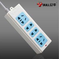 公牛插座接线板插排插线板拖线板无线/1.8米/4米/10米GN-101