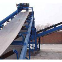 机械设备中的生产纽带皮带输送机