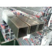 316不锈钢装饰管30*30*0.8方管|多少钱一根