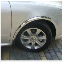 新大众捷达 桑塔纳 速腾 宝来专用不锈钢轮眉轮弧亮条轮胎边亮条