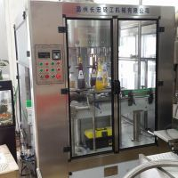 长宏供应 玻璃瓶灌装机 全自动负压灌装机 湖北全自动负压灌装机价格参数