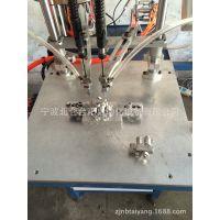 厂家直销订做非标自动化设备 一出2自动送料锁螺丝机