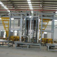 供应青岛国森机械制造绝缘材料板压制设备生产线