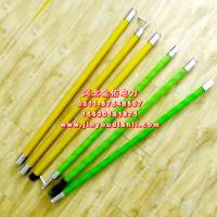 金佑 令克棒 绝缘操作杆 可定制 3节5米 拉闸杆 玻璃钢 拉闸杆价格