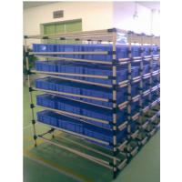深圳线棒货架公司 铝合金线棒货架 线棒管工作台