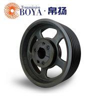 spb236-6永康皮带轮厂家选无锡帛扬锥套皮带轮生产厂家