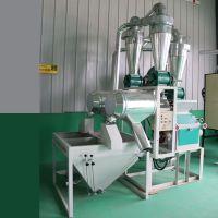 新型面粉机 小型磨面机设备 小型面粉加工机械 价格 瑞腾厂家批发