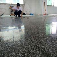 深圳哪里有做厂房旧水磨石翻新--旧水泥地面翻新--寿命20年以上