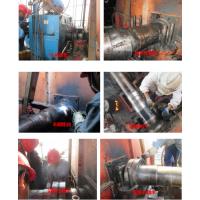 乌鲁木齐索雷修复TD型水泥提升机轴磨损