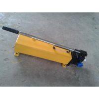 川汇液压机具厂(图)|双泵双油路手动泵|安徽手动泵