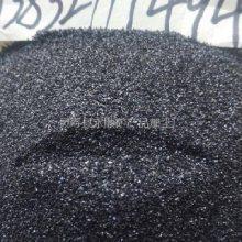 黑色沙子价格 河北永顺黑色沙子批发 20-40 40-80 80-120目