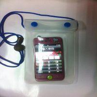 厂家批发三星/IPHONE手机防水袋 潜水漂流PVC防水袋