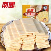 海南特产批发 南国食品 椰香薄饼160g 传统糕点小吃 休闲零食批发