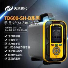 红外高精度手提泵吸式二氧化碳分析仪TD6000-SH-CO2天地首和