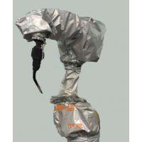 厂家定做:发那科机器人防火罩,发那科机器人防护罩