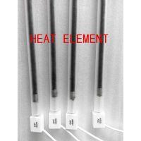 2016热元厂家生产烤漆房用碳纤维加热 石英管 复膜机专用红外线加热管