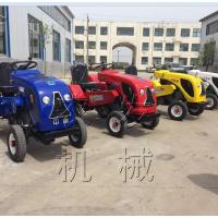 柴油动力四轮耕种机 15-24马力小四轮拖拉机 厂家直销